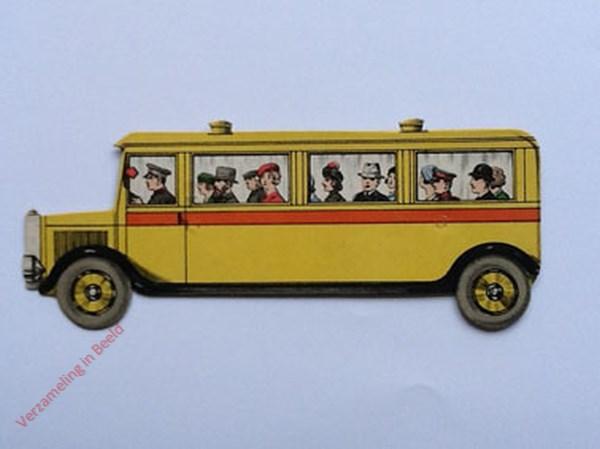 17 - [Autobus geel, zijkant]