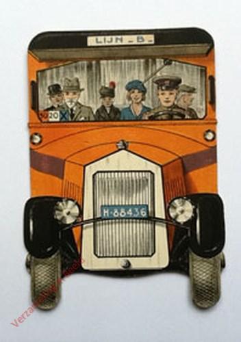 22 - [Autobus, voorkant]