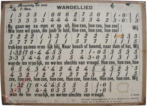 Wandellied