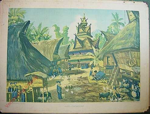 3 - Karo-Batakdorp