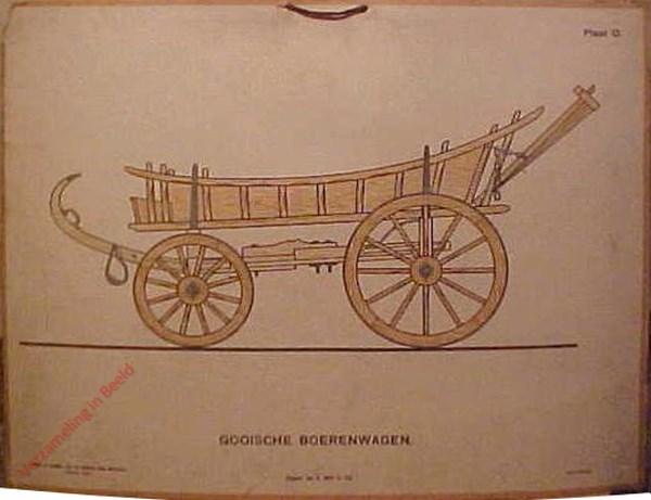 O, 2e druk - Gooische boerenwagen