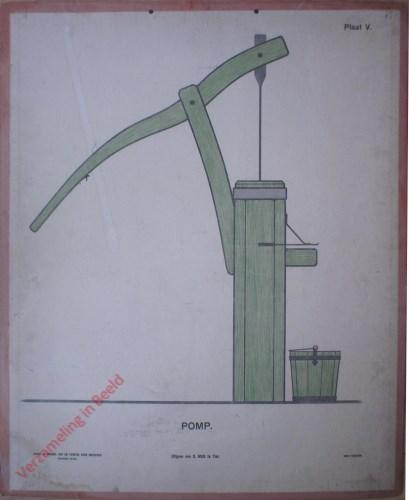 V, 2e druk - Pomp