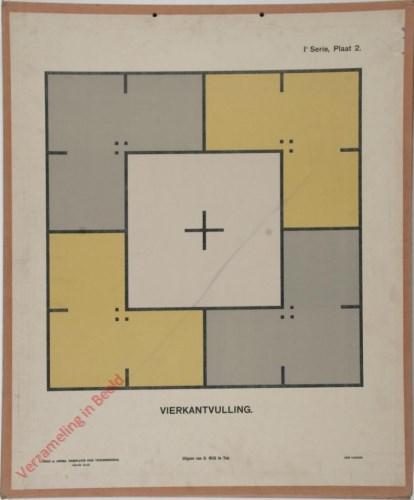 Vierkantvulling