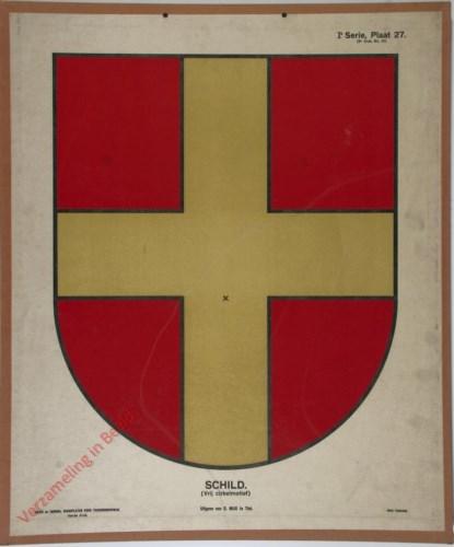 Schild (Vrij cirkelmotief)
