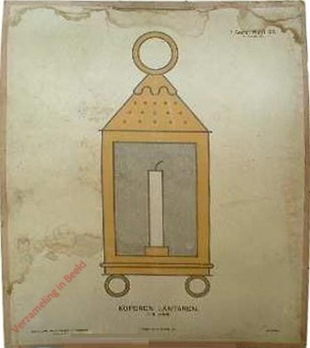 3e druk: No. 36 - Koperen lantaarn