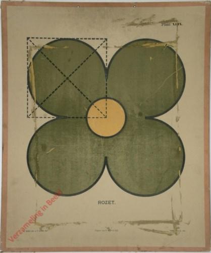 1e druk: No. XLIX - Rozet