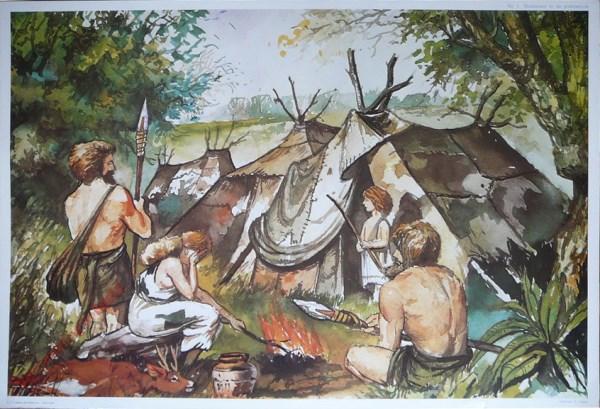 1 - Nomaden in de prehistorie