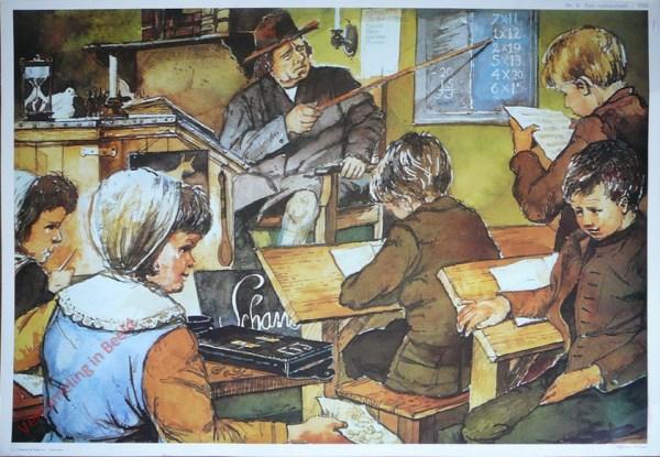 9 - Een volksschool - 1776
