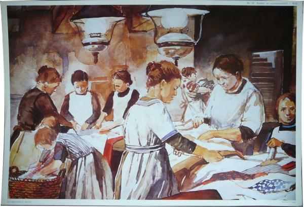 13 - Kinder- en vrouwenarbeid - 1870