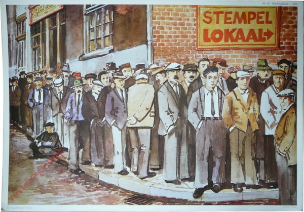 15 - Werkloosheid - 1932