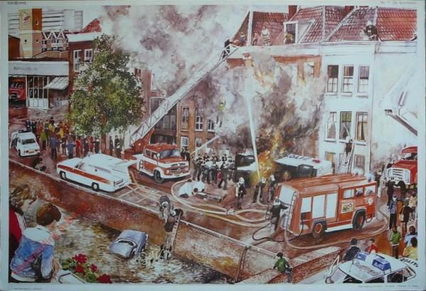 7 - De brandweer