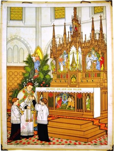 II - In het Priesterkoor (Lof in de Meimaand)