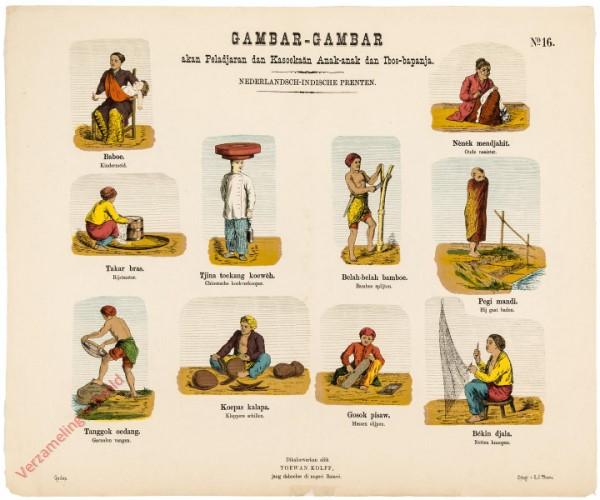 Baboe - Kindermeid