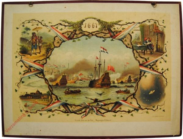 1667. De tocht naar Chatham