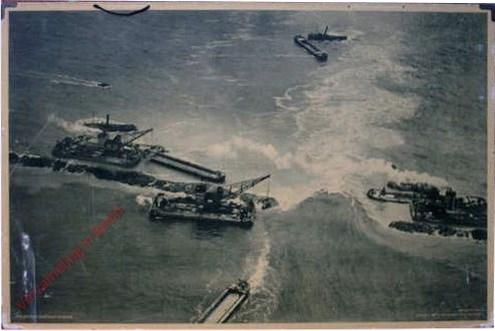 """Afsluitdijk – Sluitgat """"Vlieter"""""""