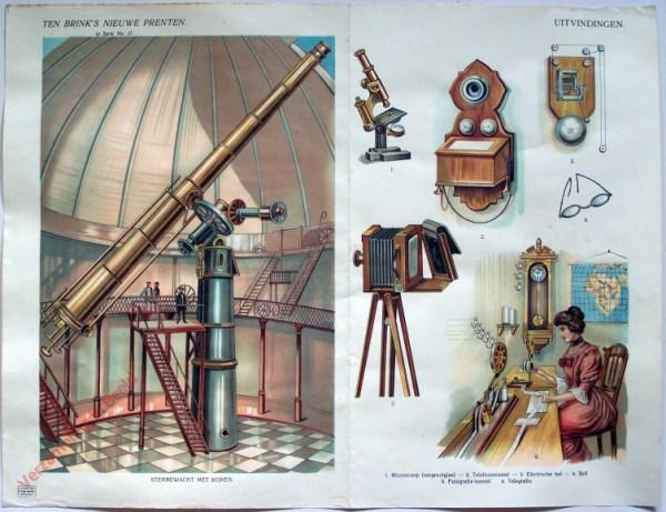 1e serie nr. 17 - Uitvindingen