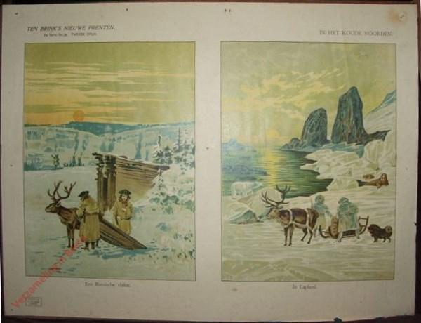 2e serie nr. 26 - In het koude Noorden