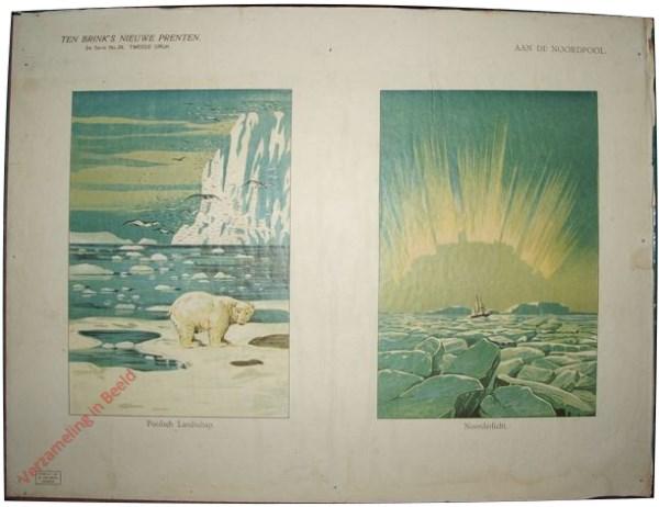 2e serie nr. 27 - Aan de Noordpool