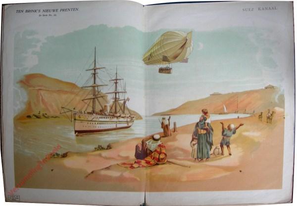 2e serie nr. 33 - Suez Kanaal