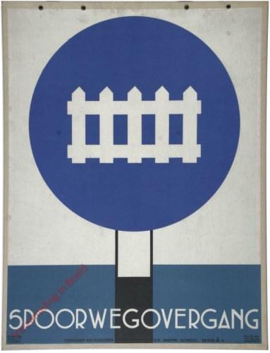 Serie A, No. 4 - Spoorwegovergang