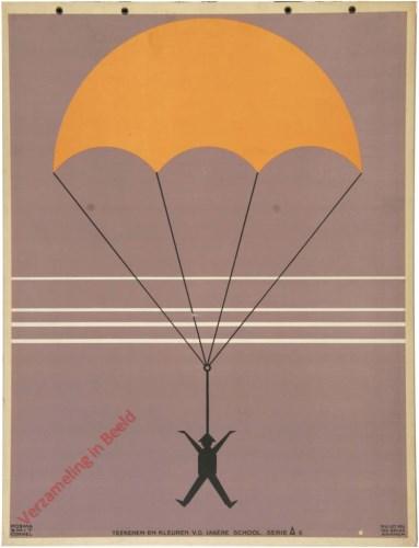 Serie A, No. 6 - [Parachute]