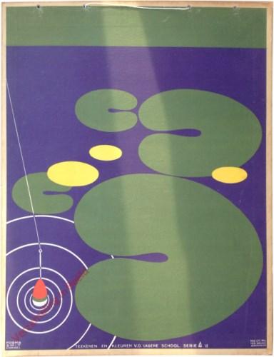 Serie A, No. 12 - Gele plomp