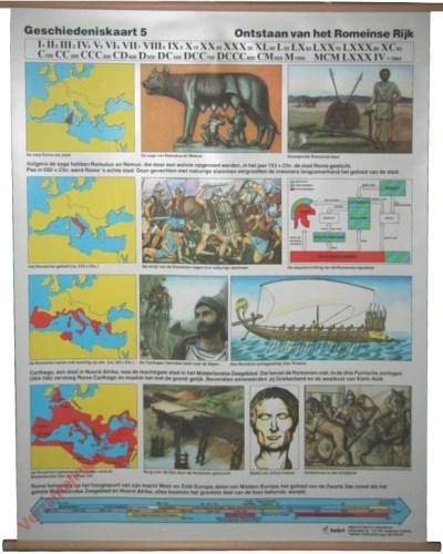 5 - Ontstaan van het Romeinse Rijk