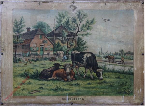 2e serie No. 1 - Op de Boerderij