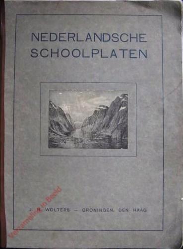 Catalogus - Nederlandsche schoolplaten - 1924