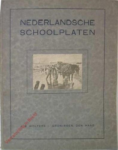 Catalogus - Nederlandsche schoolplaten - 1926