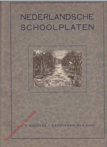 Catalogus - Nederlandsche schoolplaten - 1931