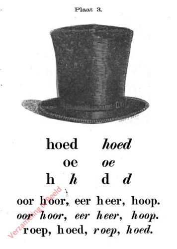 III - hoed [1e druk]