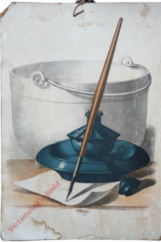 IV - pen en pot [1e druk]