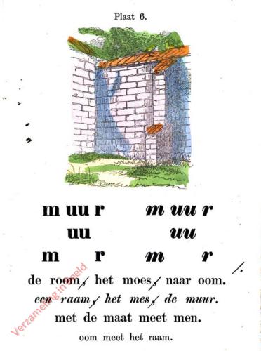 VI - muur [1e druk]