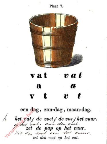 VII - vat [1e druk]