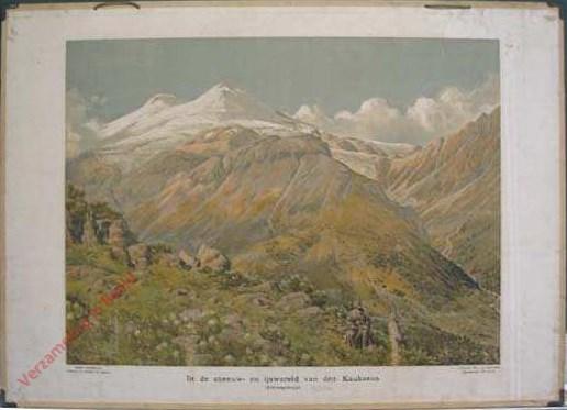 1 - In de sneeuw- en ijswereld van de Kaukasus