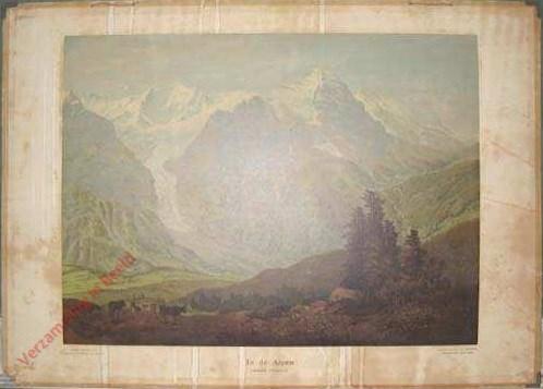 2 - In de Alpen (Berner Oberland)