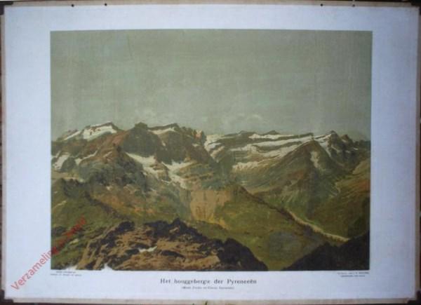 3 - Het hooggebergte der Pyreneeen (Monte Perdu en Circus Gavarnie)