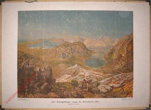 5 - Het Karstgebergte langs de Adriatische Zee