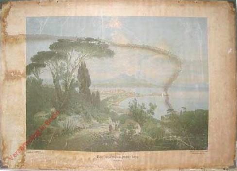 6 - Een vuurspuwende berg (Vesuvius)