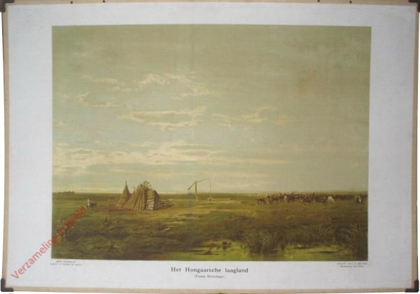 7 - Het Hongaarsche laagland (Poesta Hortobagy)