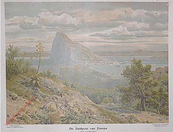 8 - De Zuidpunt van Europa (De Rots van Gibraltar)