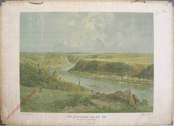 9 - Het doorbraakdal van den Rijn (st. Goar en de Loreleirots)