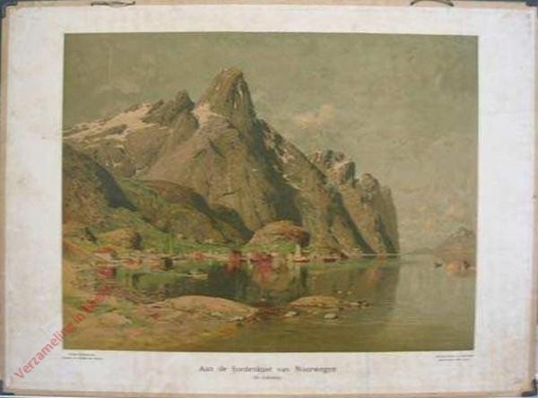 11 - Aan de fjordenkust van Noorwegen (De Lofodden)