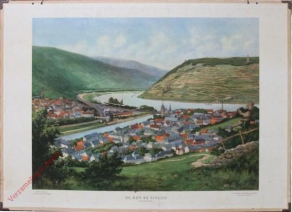 1 - De Rijn bij Bingen - Duitschland