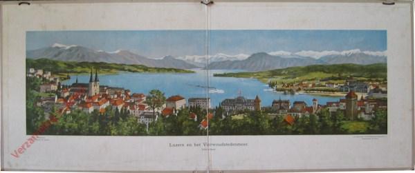 3 - Luzern en het Vierwoudstedenmeer - Zwitserland