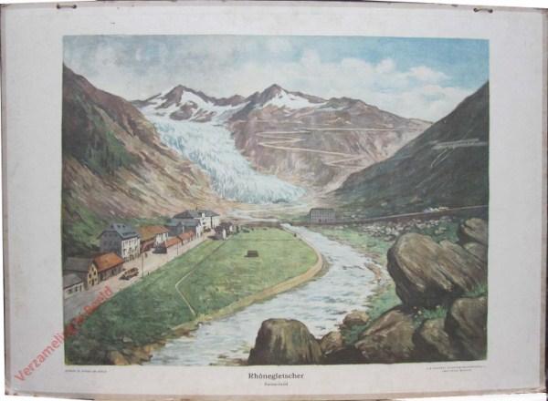 5 - Rhonegletscher - Zwitserland
