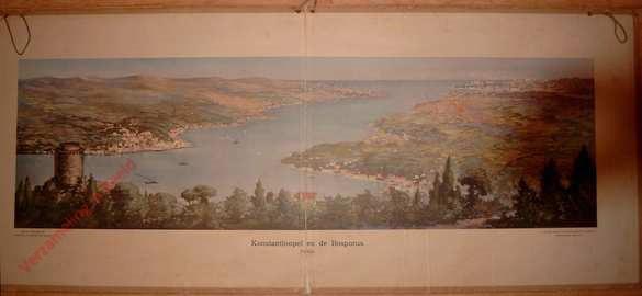 10 - Konstantinopel en de Bosporus - Turkije