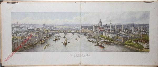 11 - De wereldstad London - Groot Brittanie en Ierland