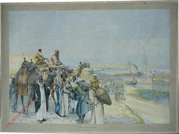 1 - Het Suezkanaal